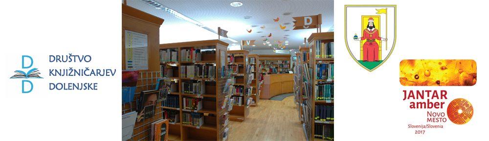 Društvo knjižničarjev Dolenjske